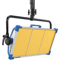 ARRI L0.0007071 (L00007071) S60-RP LED 3200K Skypanel - Blue/Silver (Bare Ends powerCON)