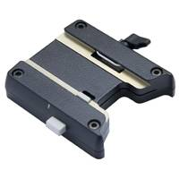 Miller 1214 QR Adaptor Plate for Solopod and Flat Base Mounting
