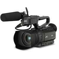 JVC GY-HM200E (GYHM200E) 4K/HD Live Streaming Camcorder
