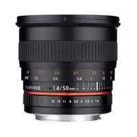 Samyang 50mm F1.4 AS UMC Lens - Sony E Mount (7485)