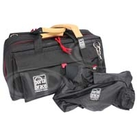 Portabrace CS-DV4RQS-M4 (CS-DV4) Mini DV Camera Case with Mini Quick-Slick for Sony PMW-EX1 / EX1R (black)
