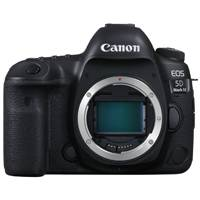 Canon EOS 5D Mark IV 30.4 Megapixel Full Frame Sensor Digital SLR Camera Body Only (p/n 1483C026AA)