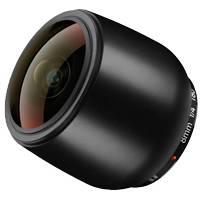 Duclos Lenses Duclos 8F 8mm f/4 Fisheye Lens 180° FoV - EF Mount (p/n 38212008)