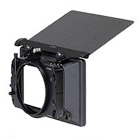 ARRI KK.0005787 (KK0005787) LMB-25 Three Stage Matte Box Set - includes LMB-25 basic module, 3-tray stage, top/bottom flag and 3x filter trays