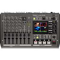 Roland VR-3EX (VR3EX) Portable all-in-one AV Mixer with built-in USB Port for Web Streaming and Recording