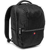Manfrotto MB MA-BP-GPL (MBMABPGPL) Advanced Large Gear Backpack for a Pro DSLR with an Attached 70-200mm Lens and 3x Additional Lenses