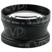 Century 0HD-16TC-EX1 (HD-16TC) 1.6X HD Tele-Converter for the Sony PMW- EX1 / EX3