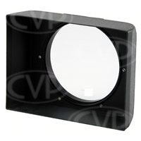 Century DS-FA82 (DSFA82) Rectangular Wide Angle Sunshade / Filter Holder accepts 82mm threaded filter (except fisheyes)
