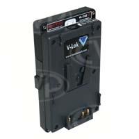 Hawk-Woods VL-CA2X (VL-CA2) V-Lok Camera Adaptor 2 Sw-Hirose / Power Con Reg 50W (12V)