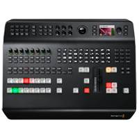 Live production equipment including digital vision mixers for broadcast television production applications including live streaming to the internet