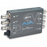 AJA GEN10 HD/SD Sync Generator - Tri-level sync
