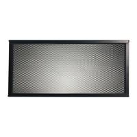LitePanels 60 Degree Honeycomb Grid for Gemini 2x1 LED Panel (p/n 900-3602)