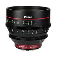 Canon CN-E 85mm T1.3 L - EF Mount Digital Cine Prime Lens CN-E85 (p/n 6571B001AC)