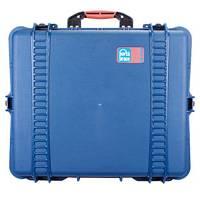 Portabrace PB-2750E (PB2750E) Superlite Hard Case- Extra Large, Wheeled (Interior Dimensions: 55.63 x 45.72 x 25.91cm) (Blue)