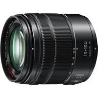 Panasonic H-FS14140EKA (HFS14140EKA) Lumix G Vario 14-140mm f/3.5-5.6 Asph. / Power OIS Standard Zoom Lens - Micro Four Thirds