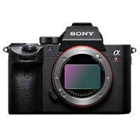 Sony a7R III 42.4MP Full-Frame Mirrorless Digital Camera with 4K Video Recording- Body Only (p/n ILCE7RM3B.CEC)