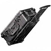 Peli Products 1510 Waterproof Travel Case with Foam (Pelican, Pelicase) (Internal Dimensions: W 51.4 cm x D 28.8 cm x H 19.1 cm)