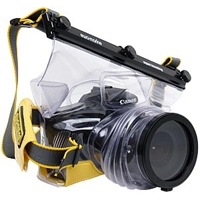 Ewa-Marine U-A (UA) Underwater SLR Camera Housing- for SLR smaller than 140mm wide with or without a battery grip