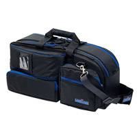 CamRade CAM-CB-650-BL (CAMCB650BL) camBag 650 in Black - soft, lightweight camera bag for camcorders up to 65cm / 25.6 inch