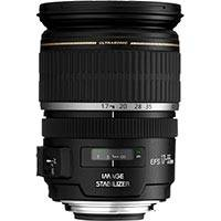 Canon EF-S 17-55mm f/2.8 IS USM Standard Zoom Lens (p/n 1242B005AA)