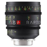 IB/E Optics Raptor T2.9 60mm APO Cine Macro VV Lens - PL Mount (p/n 193000157100)