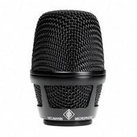 Neumann KK 205 BK (KK205BK) Externally Polarized Condenser Microphone Head - Super Cardioid (Black)