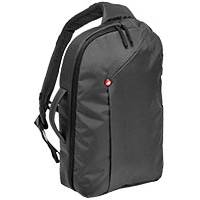 Manfrotto MB NX-S-IGY (MBNXSIGY) NX Camera Sling Bag for DSLR - Grey (Internal Dimensions: 41x24x12cm)