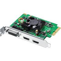 Blackmagic Design Intensity Pro 4K - HDMI / Analogue Component Video Card (BMD-BINTSPRO4K)