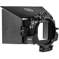 Sachtler Ace Matte Box for Lenses up to 143mm in Diameter and 15mm Rod support Systems (p/n S2152-0001)