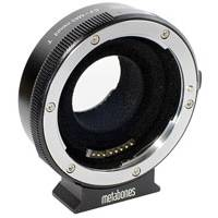 Metabones Canon EF to Micro Four Thirds T Smart Adapter (Black Matt) (p/n MB_EF-m43-BT2)