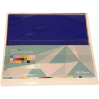 LEE Filters Master Location Pack - includes 36 sheets of 10 x 12 inch lighting gels