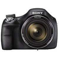 Sony DSC-H400 20.1MP Cyber-Shot Compact Camera With 63x Optical Zoom (DSCH400B.CEH)