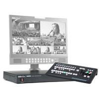 Datavideo DATA-SE1200260B (SE-1200MU RMC-260) 6 Input Switcher with Dedicated Control Surface