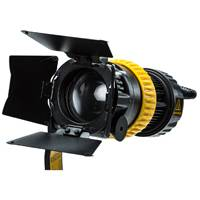Dedolight DLED7-D Focusing 90W Turbo LED light head - Daylight (Light head only) (DLED7D)