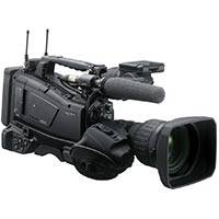 Sony PXW-Z450 (PXWZ450) 4K Shoulder Mount Camcorder with 2/3 Exmor R CMOS Sensor and B4 Lens Mount