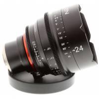 Open Box Samyang 24mm T1.5 XEEN Cine Lens - Sony E Mount (p/n 7947)