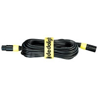 Dedolight DPOW3 3pin XLR power extension cable (for 12-24v DC only)