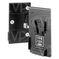 IDX A-AB2E (AAB2E) Adaptor Bracket to fit Endura Batteries to Anton Bauer Camera Mount