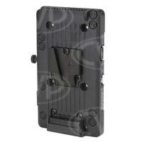 IDX P-VS2 (PVS-2) ENDURA V-Mount Camera Plate with Pin D-Tap DC out & Digi-View & Syncron