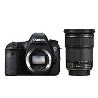 Canon EOS 6D 20.2 Megapixel Full Frame Digital SLR Camera with EF 24-105mm f/3.5-5.6 IS STM lens (8035B126AA)