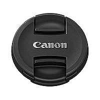 Canon Lens Cap E-52II - Lens Cap for the EF-M 18-55mm f/3.5-5.6 IS STM (Canon p/n 6315B001AA)