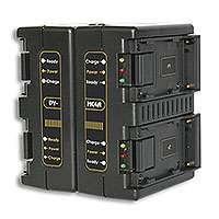 Hawk-Woods DV-MC4A (DVMC4A) 4-Channel Simultaneous Canon BP Battery Charger