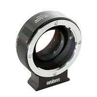Metabones MB_SPOM-E-BM2 Olympus OM Lens to Sony E-mount Camera Speed Booster ULTRA in Black Matt (MBSPOMEBM2)