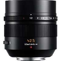 Panasonic LUMIX G H-NS043E (HNS043E) Micro Four Thirds Leica DG Nocticoron 42.5mm f/1.2 Lens