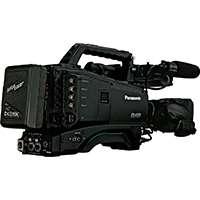 Panasonic AJ-PX800G (AJPX800G) P2 Ultra Lightweight 2/3 Type Shoulder Mount HD Camcorder - Body Only
