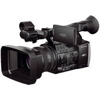Sony FDR-AX1 (FDRAX1) 4K Professional Camcorder with 1/2.3 Inch Exmor R CMOS sensor