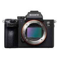 Sony a7 Mark III 24.2 Megapixel Full Frame Digital Camera with 4K HDR Video Recording - Body Only (p/n ILCE7M3B.CEC)
