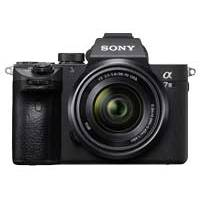 Sony a7 Mark III 24.2 Megapixel Full Frame Digital Camera & 28-70 mm Zoom Lens with 4K HDR Video Recording (p/n ILCE-7M3)