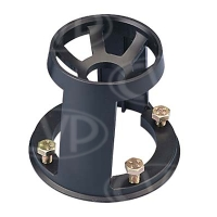 Vinten 3330-16 (333016) 100mm Levelling Bowl Adapter with Quickfix Ring and 4-Blot Flat Base