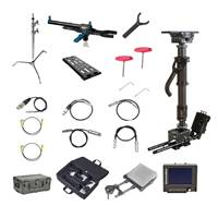 ARRI K0.0012260 (K00012260) artemis Cine Broadcast Camera Stabilizer System 1.8 inch Pro Set - V Mount